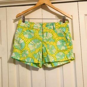 Lilly Pulitzer Snail Shorts